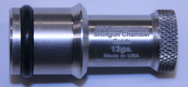 TCS Manufacturing<sup>tm</sup> 12 Gauge Bore Guide